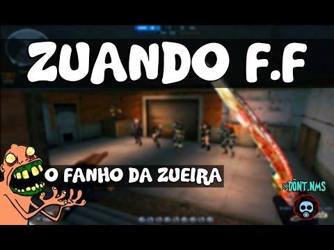 [CF/AL] ZUANDO F.F   O FANHO DA ZUEIRA