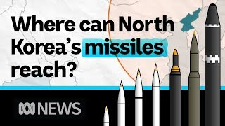 The countries within reach of North Korea's missiles | Did You Know?