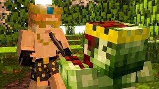 Ik speel weer Minecraft..Malino! (AFL 1)