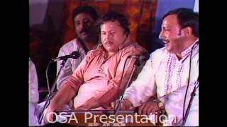 Ye Jo Halka Halka Saroor Hai - Ustad Nusrat Fateh Ali Khan - OSA Official HD Video