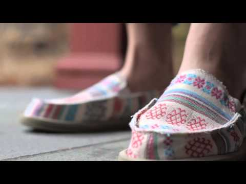 In Our World, We Love Sanuk Shoes!