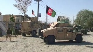 News Wrap: Taliban attacks kill dozens of police in Afghanistan