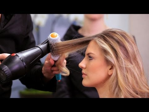 7 Blow Drying Tips Long Hairstyles