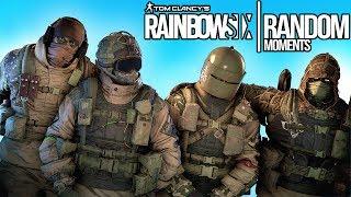 Rainbow Six Siege - Random Moments: #5 (Funny Moments Compilation)