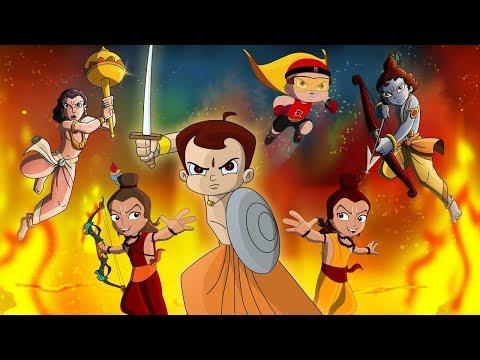 Xxx Mp4 Wonder Warriors Starring Chhota Bheem Mighty Raju Krishna Balaram Luv Kushh 3gp Sex