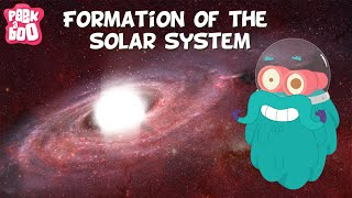 Formation of the Solar System | The Dr. Binocs Show | Learn Videos For Kids