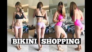 Taking My Girlfriend Bikini Shopping!