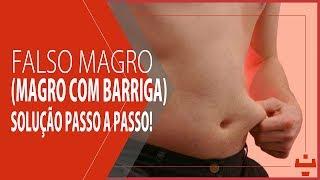 Falso Magro (Magro com Barriga) - Solução Passo a Passo!