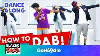 Do The Dab with Blazer Fresh!   GoNoodle