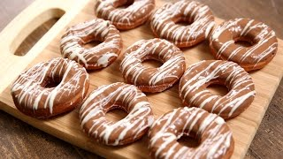 Homemade Chocolate Donuts   How To Make Donuts   The Bombay Chef – Varun Inamdar
