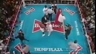 Boxe: Evander Holyfield x George Foreman - Rede Globo, 19/04/1991 (O VÍDEO Nº 2.000!!!)
