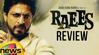 RAEES Movie Review And Rating | Shah Rukh Khan | Mahira Khan | #RaeesReview | Mango News