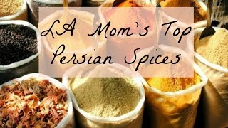 7 Essential Spices for Persian Cooking