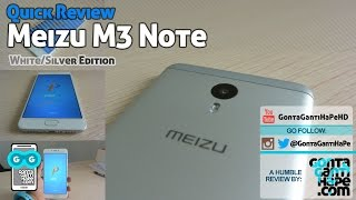 Meizu M3 Note - Unboxing + Quick Review, Indonesia
