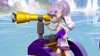 Naida's Epic Adventure Ship  - LEGO Elves - Product Animation 41073