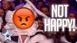 WHEN JUDGES STORM OFF! | Britain's Got Talent