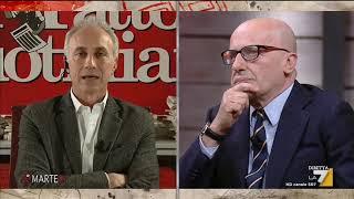 Sallusti vs Travaglio: 'Il M5S è stato messo alla prova in importanti città e non mi sembra ...