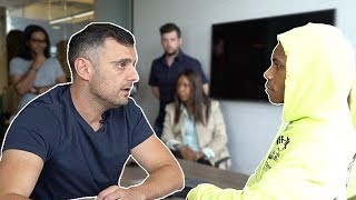 Becoming Successful in Hip Hop (Meeting with A Boogie) | GaryVee Business Meeting