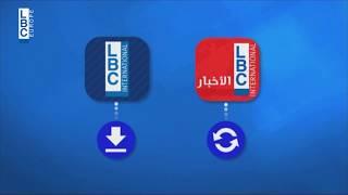 Download the new LBCI Lebanon app on Apple & Google Stores