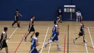 Inter-school Basketball Competition C Grade Final