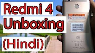 Redmi 4 Unboxing 2gb Ram 16gb Rom in Hindi