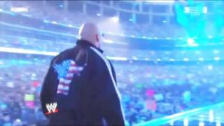 Wrestlemania 27 Highlights With Theme Song!