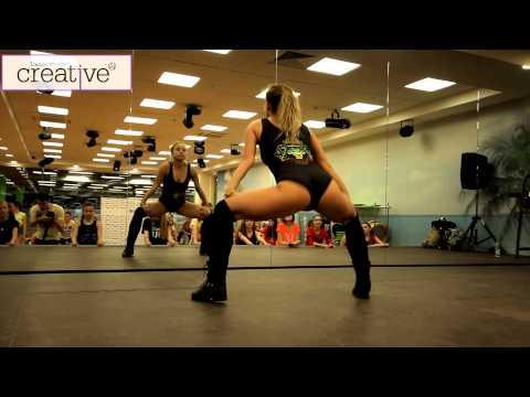 MK Booty Dance от Dance4U. Космический прокач от Елены Яткиной