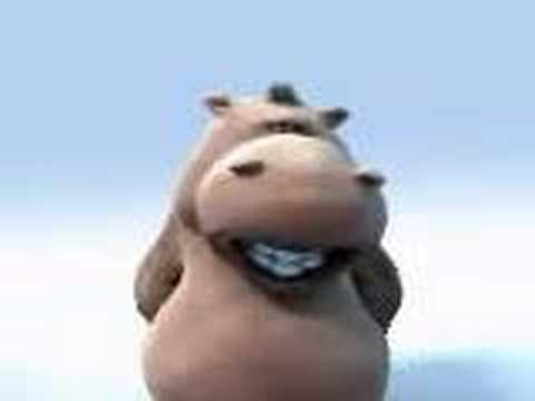 Dança do Hipopotamo
