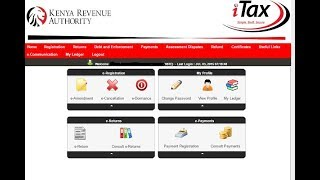 How to file kra tax returns