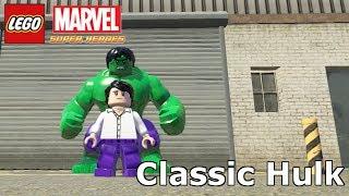 LEGO Marvel Super Heroes - Classic Hulk Mod