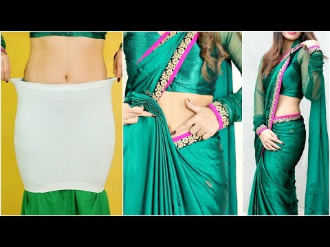 Xxx Mp4 Try This WEIRD Trick To Look SLIM Instantly How To Wear Border Saree Perfectly Anaysa 3gp Sex