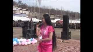 Tajikistan Music Nozia Karamatullah