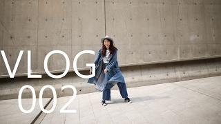 SEOUL VLOG 002 : Seoul Fashion Week 2017 / 서울패션위크 2017 (ENG SUB)