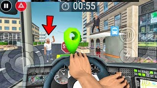 Bus Game Free - Top Simulator Games - Bus Driving Android gameplay