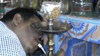 شيشة الحبحب في بتايا... تصوير ابو شذى
