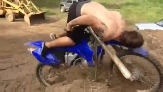 ATV & Dirtbike Fails you gotta see 2018
