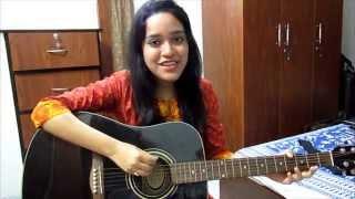 Kabira (Acoustic Guitar Cover) -- Dyuti