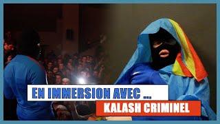 En immersion avec Kalash Criminel  : le disque d'or, son image, son prochain album, les feats
