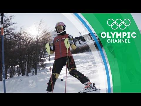 Canadian Women's National Alpine Skiing Team   Patagonia Dreaming