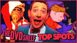 TOP 10 CHRISTMAS TV SPECIALS | The DVD Shelf Top Spots