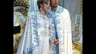 صور اللاعبين الجزائريين مع ازواجهم ليلة العرس 2015