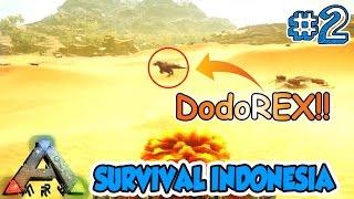 ARK Survival Indonesia - Baru Mulai Ketemu Boss - Part 2 #2 | Annunaki Genesis