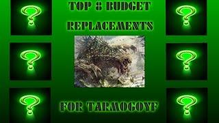 Budget MTG: Top 8 Tarmogoyf Replacements
