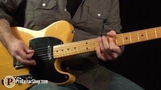 The Clash - Train in Vain Guitar Lesson