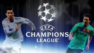 PES 2011 Soundtrack - Ingame - UEFA Champions League 4