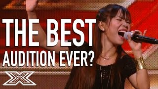 Is This The Best Audition EVER? 4th Power Smash It! | X Factor UK