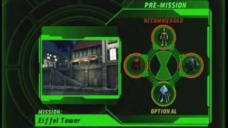 Ben 10 Ultimate Alien Cosmic Destruction Part 4