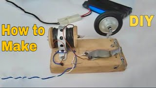 How to make Solenoid Engine (Tutorial)