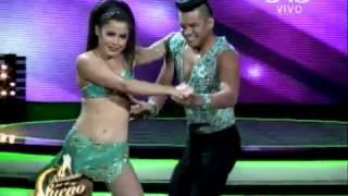 ¡Ericka Roca y Gustavo Chanato bailan #Bachata con