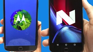 Moto G4 Plus Nougat 7.0 December OTA Review and FAQ | how to from Soak test to Official Update